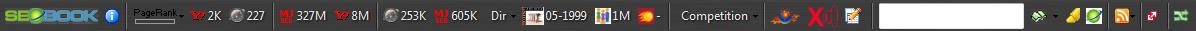 Seo Book Toolbar