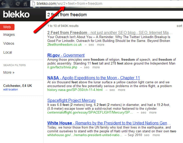 How To Track Keyword-Level Traffic From Duckduckgo And Blekko