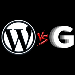 The WordPress vs Ghost Incident And Forgetting The Competition