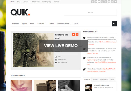 The Latest Redesign