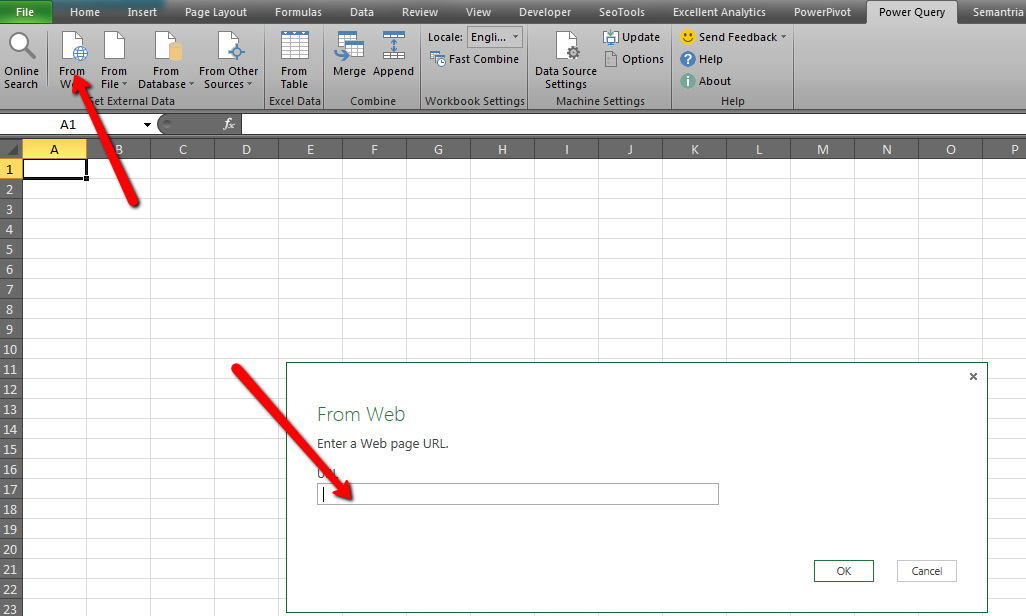 Call Any API Into Excel Without VBA With Power Query