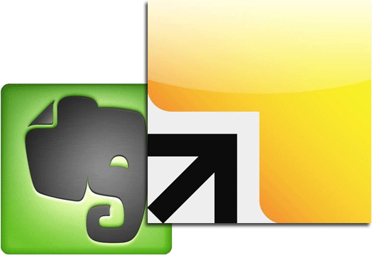Evernote to Springpad