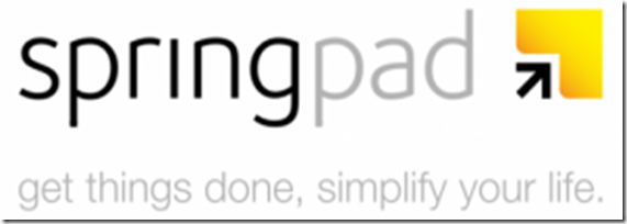 The Springpad Shutdown, App Monetisation & The User Problem